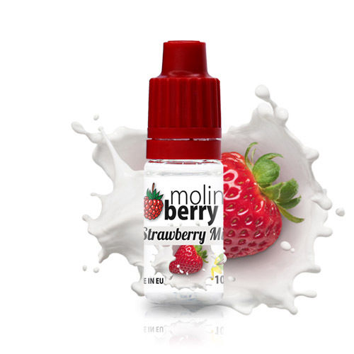 Concentrate Strawberry Milk - 10ml
