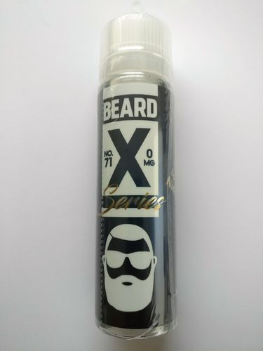Beard Vape Co #71 - 50ml em Unicorn bottle 60ml - (Preparado para adicionar 10ml NicShot)