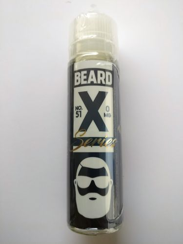 Beard Vape Co #51 - 50ml em Unicorn bottle 60ml - (Preparado para adicionar 10ml NicShot)