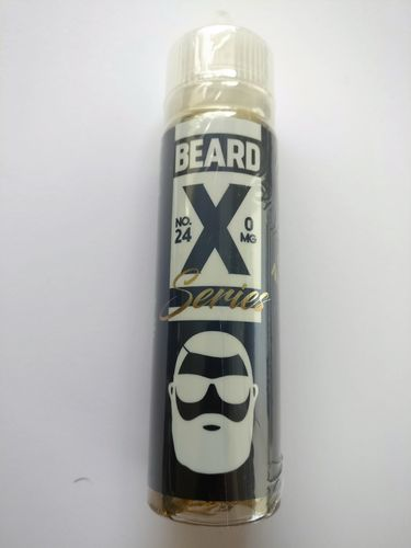 Beard Vape Co #24 - 50ml em Unicorn bottle 60ml - (Preparado para adicionar 10ml NicShot)