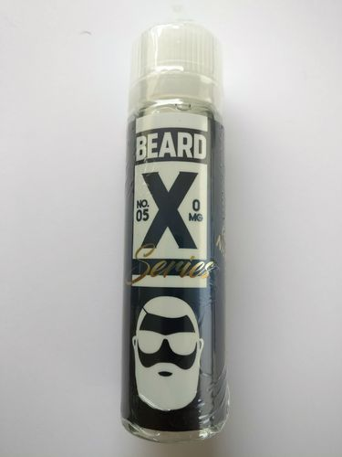 Beard Vape Co #05 - 50ml em Unicorn bottle 60ml - (Preparado para adicionar 10ml NicShot)