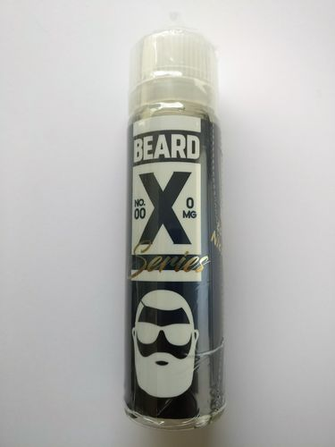 Beard Vape Co #00 - 50ml em Unicorn bottle 60ml - (Preparado para adicionar 10ml NicShot)