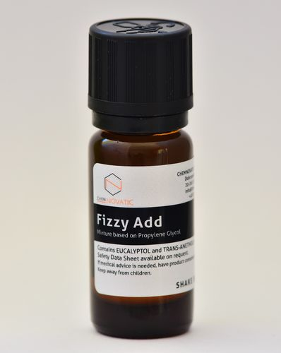 Fizzy Add (efeito sparkling) - 10ml - Chemnovatic