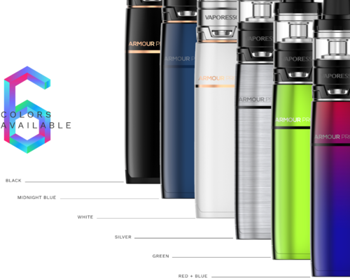 Vaporesso Armour Pro KIT (Armour + Cascade Baby)