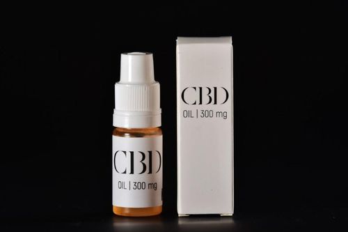 CBD OIL 300mg/10ml (unflavored) by Chemnovatic
