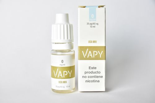 Vapy USA Mix - 10ml (0mg)