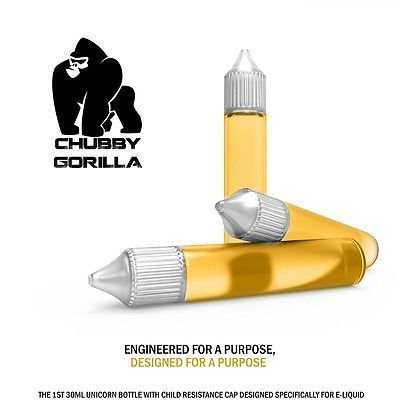 Chubby Gorilla LDPE UNICORN 30ml
