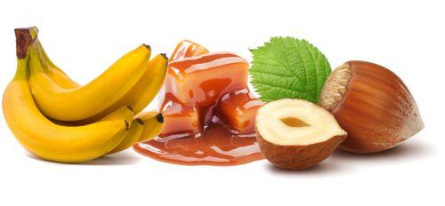 Concentrate Nut Banana - 10ml