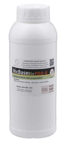 Nic Base PDO-0 - 1L - Chemnovatic