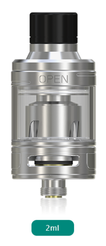 Eleaf ELLO MINI Atomizer 2 ml (22mm) Silver