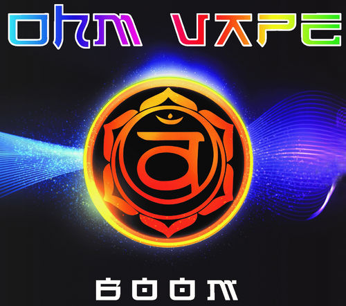 OHM VAPE - Boom 30 ml (PROMOCIÓN FIN DE STOCK 30ML)