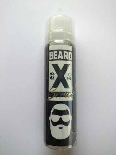 Beard Vape Co #42 - 50ml em Unicorn bottle 60ml - (Preparado para adicionar 10ml NicShot)