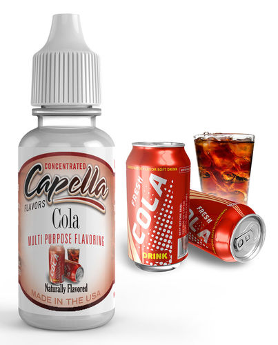 Cola Flavor Type Concentrate - 13ml