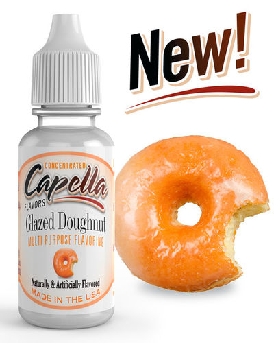 Glazed Doughnut Flavor Concentrate - 13ml