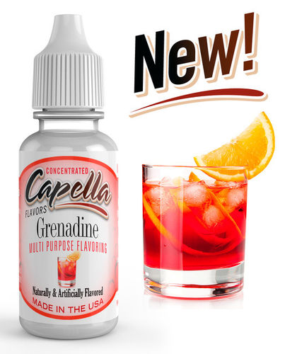 Grenadine Flavor Concentrate - 13ml
