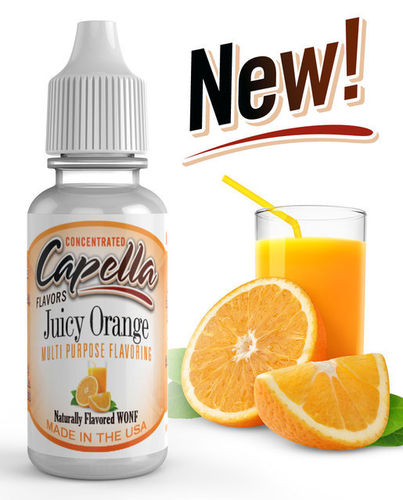 Juicy Orange Flavor Concentrate - 13ml