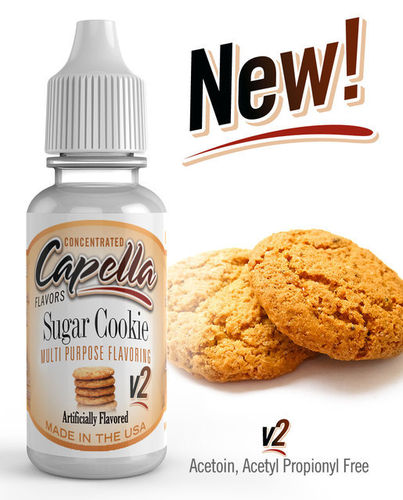 Sugar Cookie v2 Flavor Concentrate - 13ml