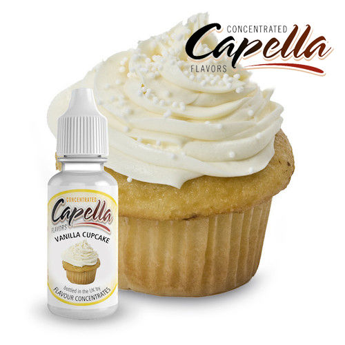 New Vanilla Cupcake V2 Flavor Concentrate - 13ml