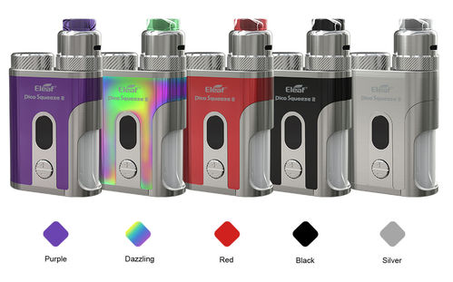Pico Squeeze 2 with Coral 2 - BATTERY INCLUDED