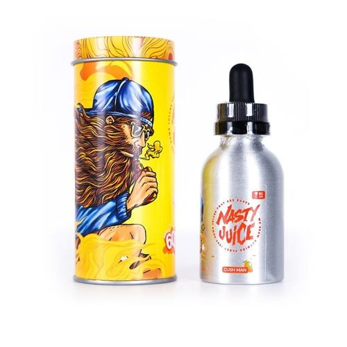 Nasty Juice - CUSH MAN (50ml em bottle 60ml Short Fill)