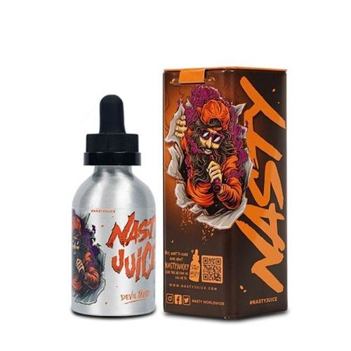 Nasty Juice - Devil Teeth (50ml em bottle 60ml Short Fill)
