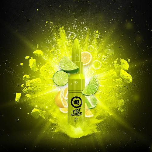 Riot Squad - SUB-LIME (50ml em bottle 60ml Short Fill)