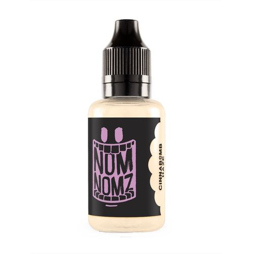 Nom Nomz - Cinnabomb Haze Concentrate - 30ml