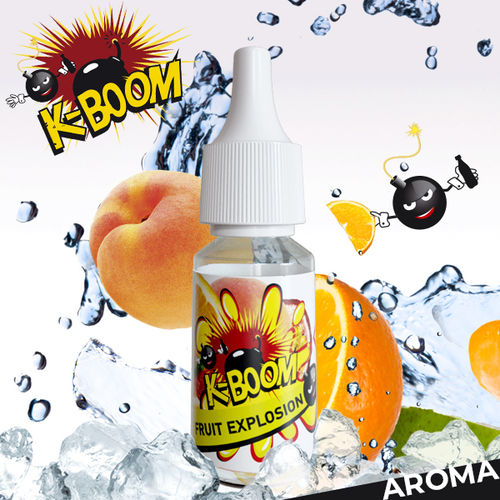 Concentrado K-Boom Fruit Explosion 10ml