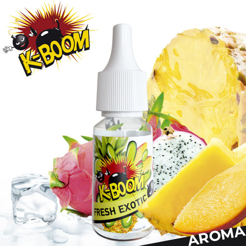 Concentrado K-Boom Fresh Exotic 10ml