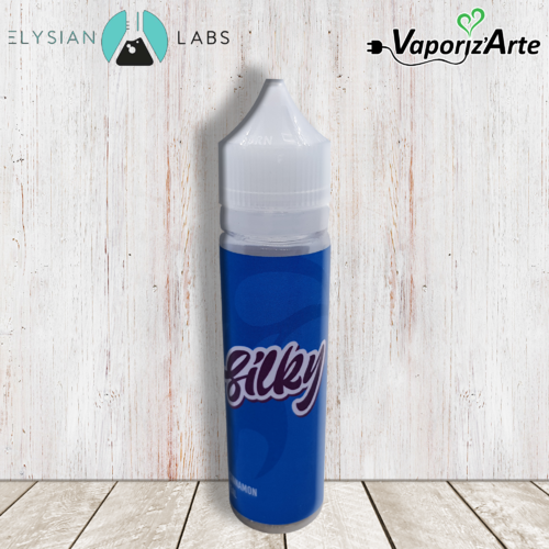 Silky by Elysian - 50ml em Unicorn bottle 60ml - (Preparado para adicionar 10ml NicShot)