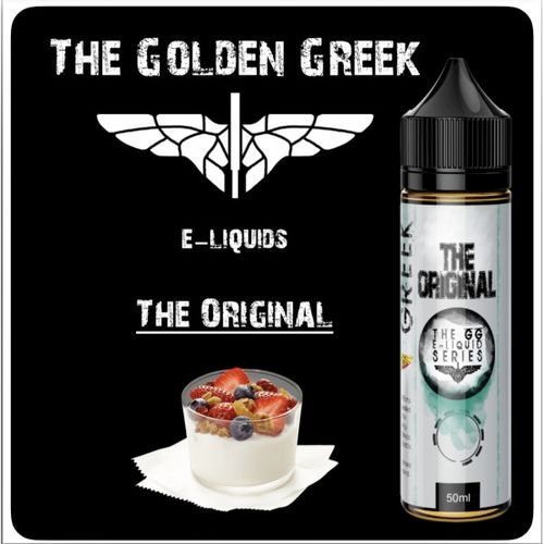 Golden Greek by Imeo Thanasis - The original (50ml em bottle 60ml Short Fill)