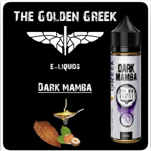 Golden Greek by Imeo Thanasis - Dark Mamba (50ml em bottle 60ml Short Fill)