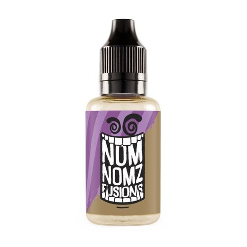 Nom Nomz Fusions - Nutter Bacco Concentrate - 30ml