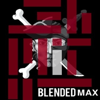 Blended Max by Good Smoke - 10ml (3/6/12/18mg) FOR SPAIN ONLY