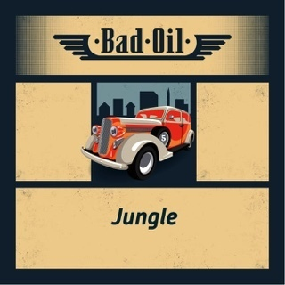 BAD OIL 2 Jungle - 50ml em Unicorn bottle 60ml - (Preparado para adicionar 10ml NicShot)