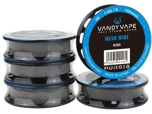 Mesh Wire by Vandy Vape 5ft - 1,5mts