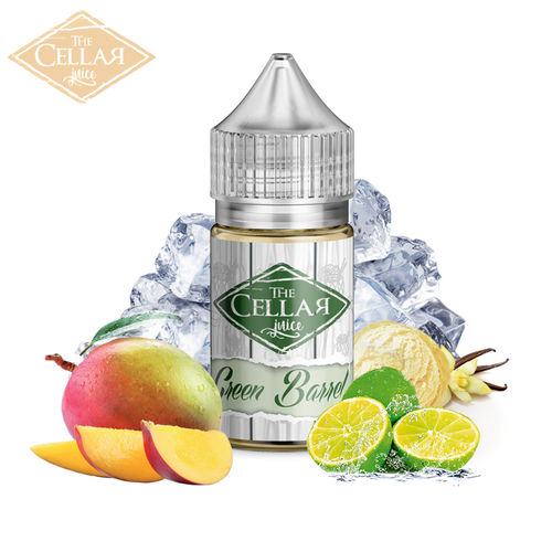 Concentrado The Cellar Juice Green Barrel - 30ml