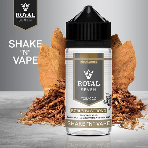 Royal Seven By Halo Robust & Strong 50ml (Shortfill)