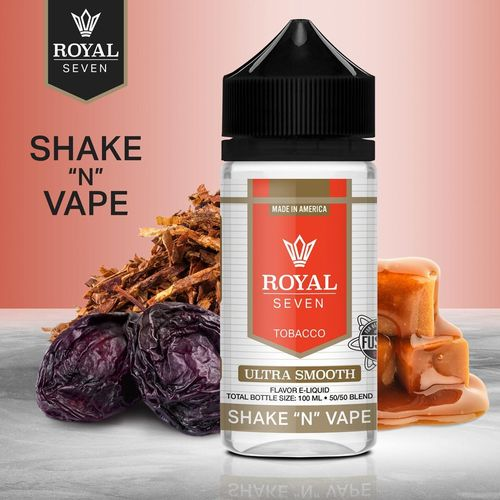Royal Seven By Halo Ultra Smooth 50ml (Shortfill)