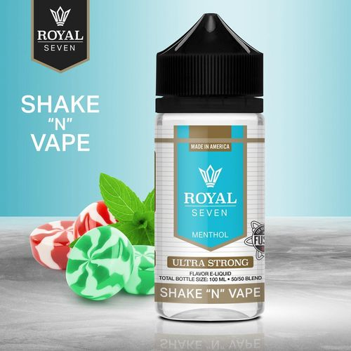 Royal Seven By Halo Ultra Strong 50ml (Shortfill)