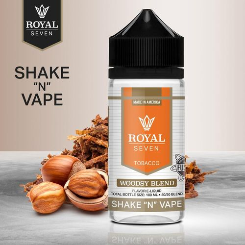 Royal Seven By Halo Woodsy Blend 50ml (Shortfill)