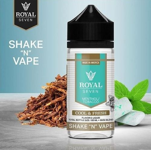 Royal Seven By Halo Cool & Fresh 50ml (Shortfill)