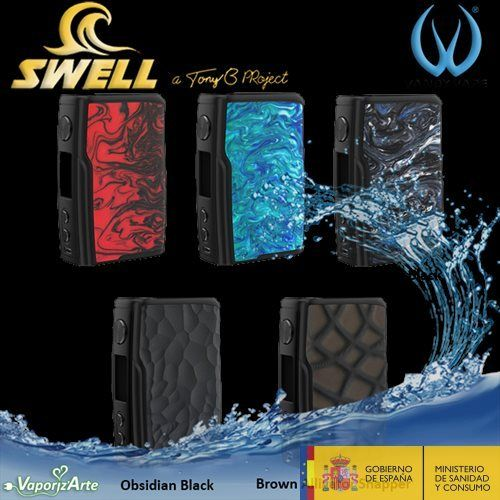 Swell Box Mod by Vandy Vape