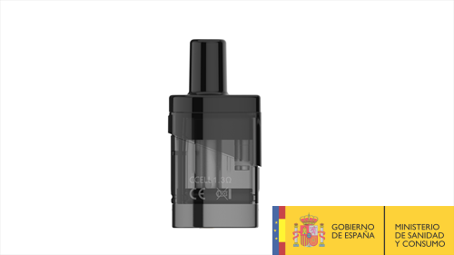 Vaporesso Pod Cartridge 2ml Refillable for PodStick - CCELL Pod (1.3Ω , 9w-12.5w) - 2 Units