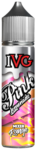 IVG Pink Lemonade - 50ml em Unicorn bottle 60ml - (NicShot Ready)