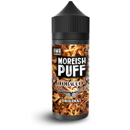 Moreish Puff Original Tobacco Short Fill - 100ml em Unicorn bottle 120ml
