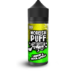 Moreish Puff Lemon & Sour Apple Candy Drops Short Fill - 100ml em Unicorn bottle 120ml