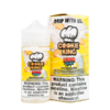 Cookie King Lemon Wafer - 100ml em Unicorn bottle 120ml - (Preparado NicShot) 0mg