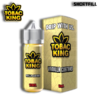 Tobac King Vanilla Custard - 100ml em Unicorn bottle 120ml - (Preparado NicShot) 0mg