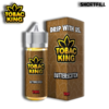 Tobac King Butterscotch - 100ml em Unicorn bottle 120ml - (Preparado NicShot) 0mg
